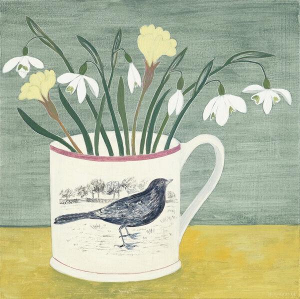 Blackbird cup